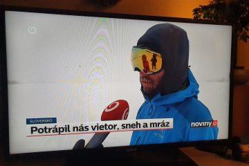 RTVS Fero Mrázik - kiting